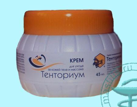 Крем Тенториум при лечении